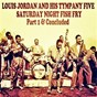 Album Saturday Night Fish Fry (Part 1 & Concluded) de The Tympany Five / Louis Jordan