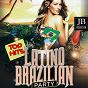 Compilation Latino brazilian party (top hits) avec Geovanna / Latin Band / Roland / Krizia / Extra Latino...