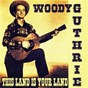 Album This land is your land de Woody Guthrie
