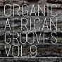 Compilation Organic african grooves, vol.9 avec General Sydge / Ganiyu Akanb / Geeboyy / Georgetown / Ghibuikem...