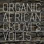 Compilation Organic african grooves, vol.15 avec Dele Oshin / Demme Vee / Didi / DJ Doublesound / DJ Funky Beat...