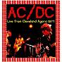 Album Agora, Cleveland, Oh, Usa August 22, 1977 de AC/DC