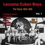 Album Lecuona cuban boys, vol. 1 (the years 1932 - 1936) (22 success) de Lecuona Cuban Boys