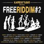 Compilation Free riddim, vol. 2 avec Fdy Phenomen / Tiwony / Al MC Guy / Apollo-J / Steeve 1 Locks...