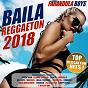 Album Baila reggaeton 2018 de Farandula Boys