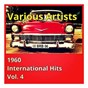 Compilation 1960 international hits vol. 4 avec Larry Hall / Neil Sedaka / Paul Anka / Ray Charles / Skip & Flip...