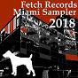 Compilation Fetch records miami sampler 2018 avec Punx Soundcheck / Elements / Social Habits / DJ NG / Rachel Harvey...