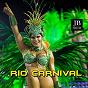 Compilation Rio carnival vol 2 avec Geovanna / Disco Fever / Extra Latino / Elie P, la Fama / Sandy Contrera...