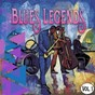 Compilation Blues legends, vol. 1 avec Koko Taylor / Little Walter / Big Bill Broonzy, Sam Washboard / Buddy Guy / Loewell Fulson...