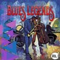 Compilation Blues legends, vol. 2 avec Buddy Guy / Big Bill Broonzy, Sam Washboard / Little Milton / Little Walter / Sonny Boy Williamson...