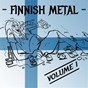 Compilation Finnish metal, vol. 1 avec Charon / Tomb of Finland / Force Majeure / Evil Drive / Corona Skies...