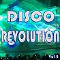 Compilation Disco revolution, vol. 2 avec Alexandra / Skipper / Mysique / Funky Filter / Fussy Cussy...