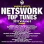 Compilation Netswork top tunes 2018, vol. 6 avec Joe Berte, Pee4tee / Sidekick / Gil Sanders / Joe Berte, Daniel Tek / Jackie Joe, Alex Nocera...
