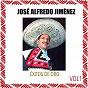 Album José alfredo jiménez / éxitos de oro, vol. 1 de José Alfredo Jiménez