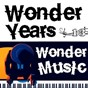 Compilation Wonder years, wonder music, vol. 13 avec Little Eva / Ramsey Lewis / Sammy Davis Jr. / Salvatore Adamo / Tommy Dorsey...