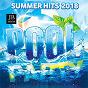 Compilation Pool party (summer hits 2018) avec Kristina Korvin / Extra Latino / Disco Fever / Claudio Sax / Alejandra Roggero...