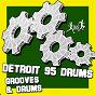 Album Grooves & drums de Detroit 95 Drums