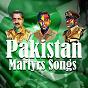 Compilation Pakistan martyrs songs avec Atif Aslam / Rahat Fateh Ali Khan / Ispr / Hamid Ali Khan / Hina Nasrullah...