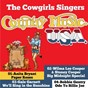 Compilation Country Music USA (The Cowgirls Singers) avec Bobbie Gentry / Anita Bryant / Patsy Cline / Kitty Wells / Wanda Jackson...