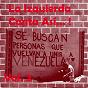 Compilation La izquierda canta así (vol. 2) avec Angel Parra / Alfredo Zitarrosa / Mercedes Sosa / Carlos Puebla / Isabel Parra...
