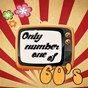 Compilation Only number one of 60´S avec New Vaudeville Band / Aaron Neville / B.J. Thomas / Ben E. King / Chubby Checker...