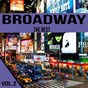 Compilation Broadway / the best, vol. 2 avec Mel Tormé / Jo Stafford / The Mills Brothers / Louis Jordan / Gracie Fields...