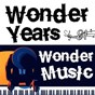 Compilation Wonder years, wonder music 81 avec The Toys / Charles Aznavour / Carlo Buti / Vic Fontaine / Bob Dylan...