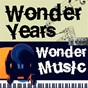 Compilation Wonder years, wonder music. 108 avec The Ink Spots / Isham Jones & His Orchestra / Louis Jordan / Al Jolson / Billie Holiday...