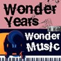 Compilation Wonder years, wonder music. 113 avec Duke Ellington / Ray Charles / Chuck Berry / Sam the Sham, the Pharaohs / Donovan...