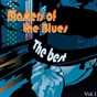 Compilation Masters of the blues - the best, vol. 1 avec Canned Heat / Ray Charles / Muddy Waters / John Hurt / Sam Lightnin' Hopkins...