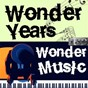 Compilation Wonder years, wonder music. 130 avec Percy Mayfield / Piano Red / Cliff Richard / Little Willie Littlefield / Ted Lewis...