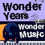Compilation Wonder Years, Wonder Music. 145 avec Sheila / Baden Powell & Vinicius de Moraes / Ray Charles & Betty Carter / Etta James / Charles Dumont...