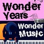 Compilation Wonder years, wonder music. 143 avec Herman'S Hermits / The Ward Singers / Domenico Modugno / Count Basie´s Kansas City Seven / Ray Charles...