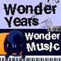 Compilation Wonder years, wonder music. 137 avec Pixinguinha Benedito Lacerda / Mahalia Jackson / Azur Chami / Freddy Martin & His Orchestra / Shep Fields & His Rippling Rhythm...