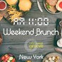 Album Am11:00, weekend brunch, new york - luxury cuisine indulgence BGM de Cafe Lounge Groove