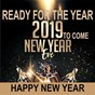 Compilation Ready for the year 2019 to come (happy new year) avec Miko Mission / Disco Fever / Donna Rouge / DJ's Gang / Mr. Dream...