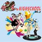 Compilation Rock in highschool, vol. 2 avec Randy Starr / Colin Hicks / Jimmy Bowen / Tina Robin / The Wynnewoods...