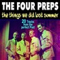 Album THE THINGS WE DID LAST SUMMER de The Four Preps