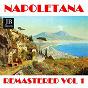 Compilation Napoletana vol. 1 avec Beniamino Gigli / Claudio Villa / Roberto Murolo / Giuseppe Di Stéfano / Fausto Cigliano...
