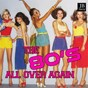 Compilation The 80's all over again avec Music Factory / Disco Fever / Hanna / Alejandra Roggero / Pink Project 80...