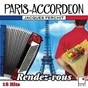Album Paris-accordeon de Jacques Ferchit