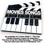 Compilation Movies songs avec Brian Springstill / Albane Alcalay / Terry Et Gina / Francky & Karina / John Lyne