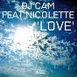 Album Love de Nicoletta / DJ Cam