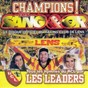 Album Champions les sang & or de Les Leaders