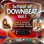 Compilation School of downbeat, vol.1 (22 high class tracks of musicians graduation) avec Stereo Mutants / Offshore / Night & Day / Redlounge Orchestra / Thomas Lemmer...