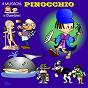 Album Pinocchio de Gianfranco Reverberi / Mauro Ferrari / Carla Pieretti
