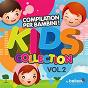 Compilation Compilation per bambini (kids collection), vol. 2 (selected by believe) avec Lady Bird / Capitan Tempesta / Coro Fonola Band / Kalhippo / Consuelo'S Band...