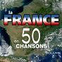 Compilation La france en 50 chansons (french songs, vol. 2) avec Aimable / Alibert / André Claveau / André Dassary / Barbara...