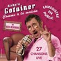 Album Comme à la maison de Richard Gotainer