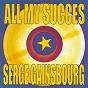 Album All my succès de Serge Gainsbourg